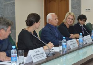 Заседание попечительского совета фонда Спивакова