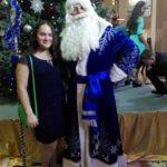 С Дедом Морозом