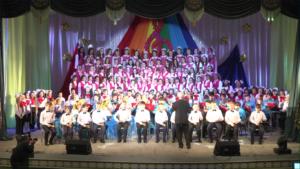 Отчетный концерт ДМШ1