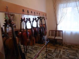 Класс оркестровых инструментов