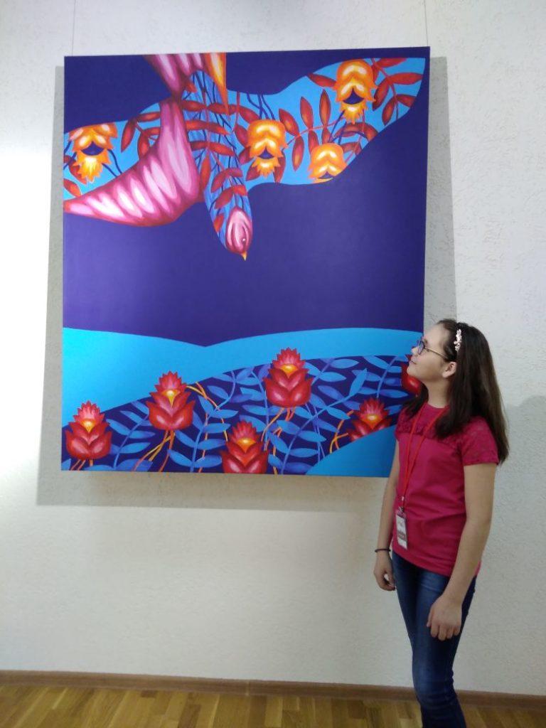 Я в музее им. М. Нестерова