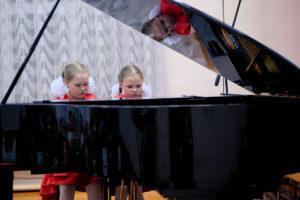 Фортепианный ансамбль