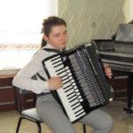 Юные таланты - 19 Октябрьский