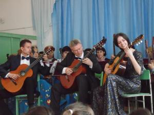 Концерт в Ахуново8