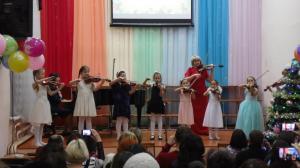 Отчетный оркестрового отделения декабрь 2017г12