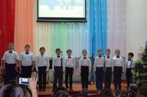 Отчетный концерт отделения народных инструментов 2017г03
