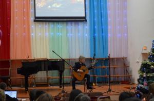 Отчетный концерт отделения народных инструментов 2017г07