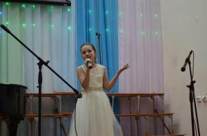 Отчетный концерт отделения народных инструментов 2017г09
