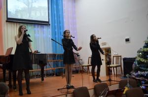 Отчетный концерт отделения народных инструментов 2017г16