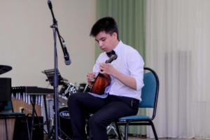 12 апреля 2019 г концерт Музыкальных школ 14
