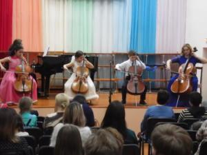 Отчетный концерт ОРК 200219 01